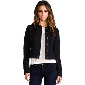 Paige Denim Vermont Jacket in Black