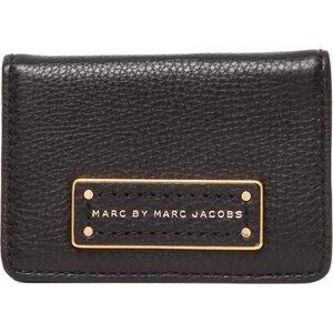 Marc by Marc Jacobs Too Hot to Handle Folded CC Holder in Black