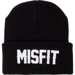 SSUR Misfit Beanie in Black