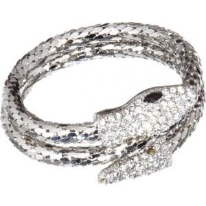 Kiabi Bracelet serpent à strass
