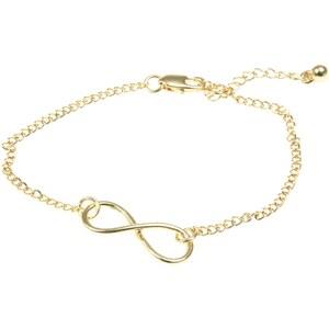 Kiabi Bracelet fine chaîne et pendentif infini