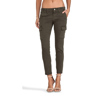 Sanctuary The Adventuress Pant in Army