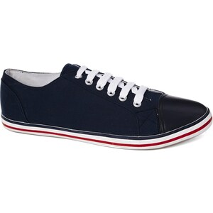 ASOS Plimsolls With Toe Cap
