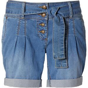 RAINBOW Jeans Shorts in blau für Damen von bonprix