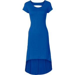 RAINBOW Kleid/Sommerkleid kurzer Arm in blau (Rundhals) von bonprix