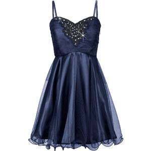 BODYFLIRT Kleid in blau von bonprix