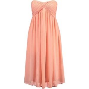 Glamorous Cocktailkleid / festliches Kleid peach