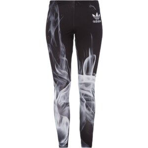 adidas Originals Leggings mit Smoke-Motiv