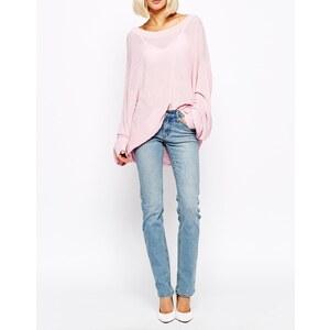 Cheap Monday - Prime - Jeans mit geradem Bein - Blau