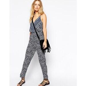 Pepe Jeans - Overall mit Schaldruck - Blau