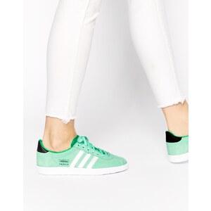 adidas Originals - Gazelle OG - Turnschuhe in Zart-Grün