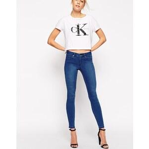ASOS - Sculpt Me - Hochwertige Jeans in Maiden-Waschung - Maiden-Wash