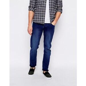 ASOS - Enge Jeans in Leuchtend-Blau - Blau