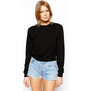 ASOS - The Cropped - Kurzes Sweatshirt - Anthrazit 7,99 €