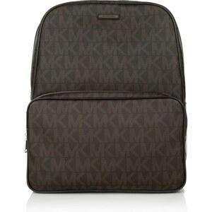 Michael Kors Jet Set Mens Back Pack Brown Handtaschen