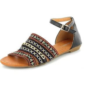 Kiabi Sandales tendance ethnique