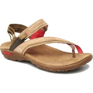 Merrell - MIMOSA CLOVE - Sandalen für Damen / braun