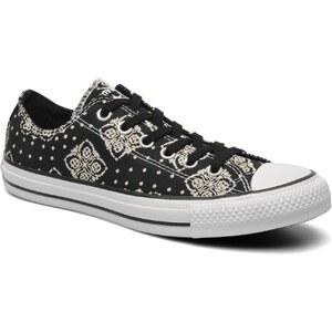 Converse - Chuck Taylor All Star Bandana Print Ox W - Sneaker für Damen / schwarz