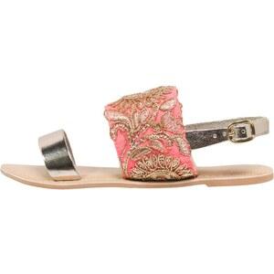 New Look HESITATE Sandale gold