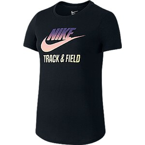Nike Gradient - T-shirt - noir