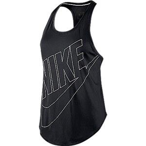 Nike Signal Tank - Débardeur - noir