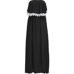Glamorous Maxikleid black
