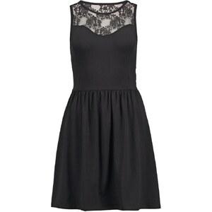 ONLY ONLNIELLA Jerseykleid black