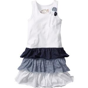 bpc bonprix collection Robe blanc sans manches enfant - bonprix