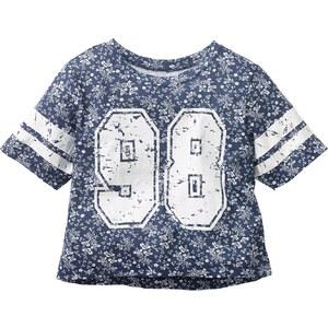 bpc bonprix collection T-shirt large blanc manches courtes enfant - bonprix