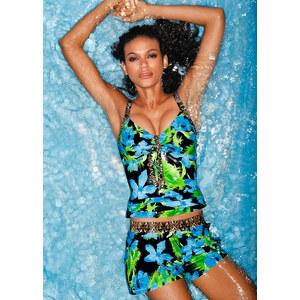 BODYFLIRT Top de tankini multicolore maillots de bain - bonprix