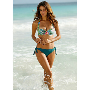 bpc bonprix collection Bas de bikini pétrole maillots de bain - bonprix