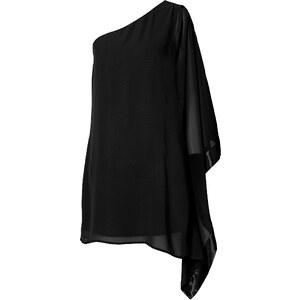 BODYFLIRT boutique Robe noir manches longues femme - bonprix
