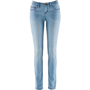John Baner JEANSWEAR Jean extensible skinny, T.L. bleu femme - bonprix