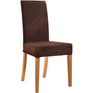 bpc living Housse de chaise Esther marron maison - bonprix