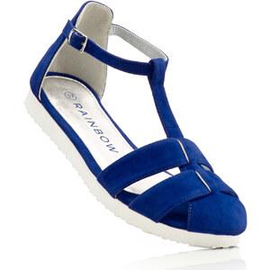 RAINBOW Ballerines bleu chaussures & accessoires - bonprix
