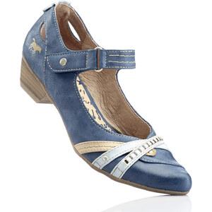 Les escarpins à bride bleu chaussures & accessoires - bonprix
