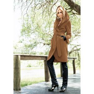 BODYFLIRT Manteau marron femme - bonprix