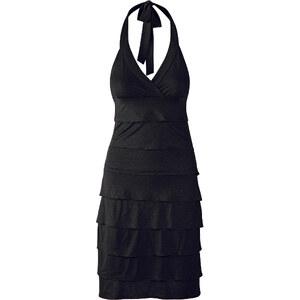 BODYFLIRT boutique Robe noire sans manches femme - bonprix
