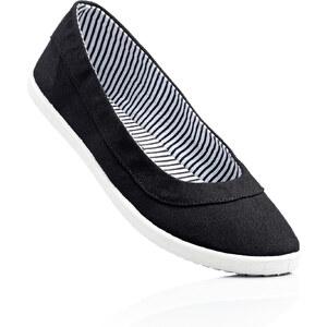 bpc bonprix collection Ballerines noir chaussures & accessoires - bonprix