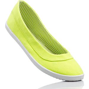 bpc bonprix collection Les ballerines vert chaussures & accessoires - bonprix
