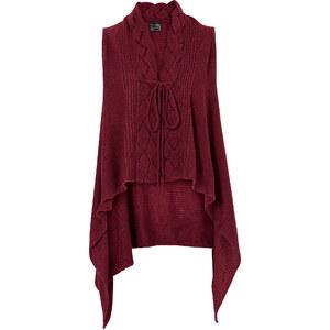 BODYFLIRT boutique Gilet sans manches rouge femme - bonprix