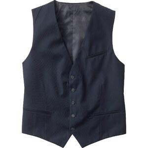 bpc selection Gilet de costume Regular Fit bleu sans manches homme - bonprix