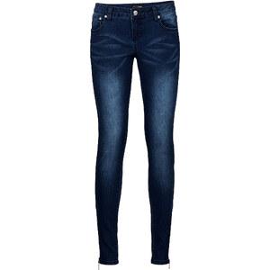 BODYFLIRT Jean skinny bleu femme - bonprix