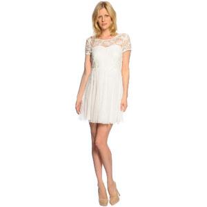 Vila Ulrikka Dress Damen L snow white