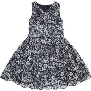 Review Kids Kleid mit Schmetterling-Muster