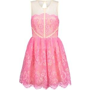 Lipsy Cocktailkleid / festliches Kleid rosa