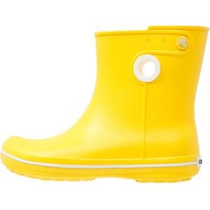 Crocs JAUNT Gummistiefel yellow