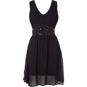 Vero Moda Blusenkleid black