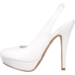 Even&Odd High Heel Pumps offwhite