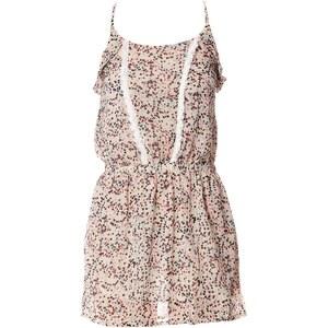 Mystic Kleid mit kurzem Schnitt - beige